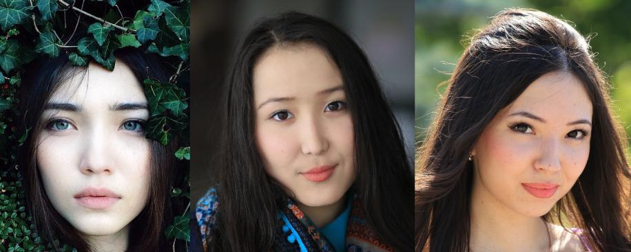 центральноазиатский тип лица