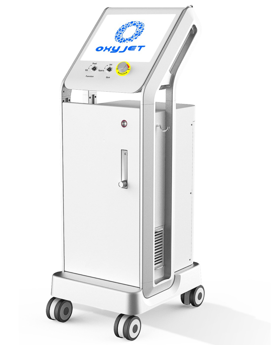 OXYjet Peel аппарат газожидкостного пилинга, оксигенотерапии